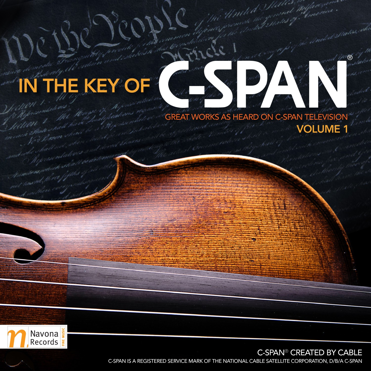 In the Key of C-SPAN